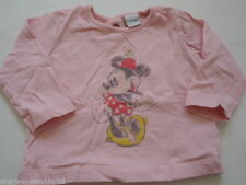 Disney Graphic T-Shirts & Tops (0-24 Months) for Girls