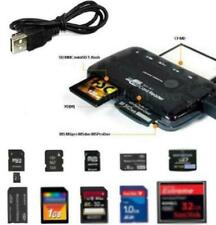 SD Micro SD MMC SDHC DV TF M2 MS Memory Card Reader to USB 2.0 AdapterP/&T