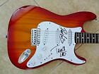 Tracii & Phil Lewis L.A. Guns Signed Autographed Guitar PSA BAS Guaranteed for sale