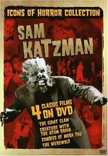 Icons of Horror Collection: Sam Katzman (The Giant Claw / Creature with the Atom