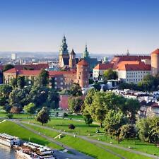 Krakau Wochenende für 2 Kurzreisen Städtereise Hotelgutschein 2 Personen 3 Tage