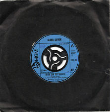 "GLORIA GAYNOR - NEVER CAN SAY GOODBYE - 70's SOUL - 7"" VINYL"