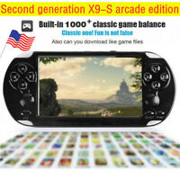 """5.1"""" Portable Video Handheld Game Console Player 10000 Games 128Bit 8GB Built-In"""