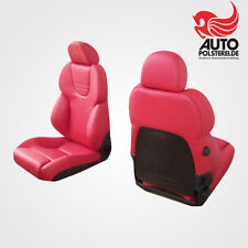 2 orthopäd. Recaro Style Klimapaket Leder SLK Sitze Top Mercedes VW Golf Audi A3