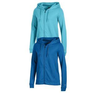 Champion Women's University Fleece Full Zip Hoodie Collection