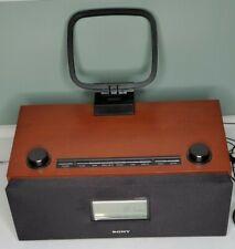 Sony Xdr-S3Hd Am Fm Digital Hd Tuner Radio - Works Great - No Remote