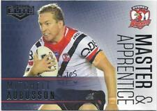 2018 NRL Elite Master & Apprentice (MA 27) Mitchell AUBUSSON Roosters