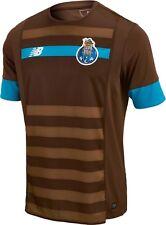 NWT FC PORTO 2015/16 L New Balance Away Soccer Jersey Football Shirt FCP