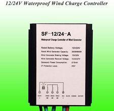 regolatore di carica windgenerator generatore eolico 12/24v 600watt freno automa