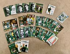 More details for 34 plymouth argyle programmes 1989-2008, all with tickets and extras bits.