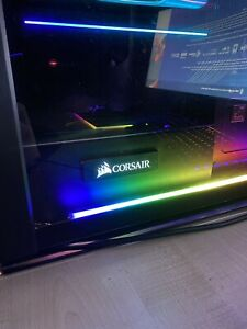 CORSAIR Obsidian 1000D Custom PSU Shroud LED Light Up
