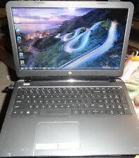 """HP 15-g019wm 15.6"""" Laptop AMD E1-2100 Dual Core CPU 4GB 500GB Win 8.1 WebCam"""