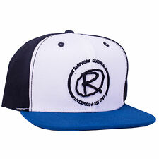 Rampworx Casquette Réglable, Noir/Blanc/Bleu