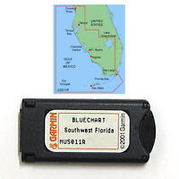 Garmin BlueChart Southwest Florida MUS011R Data Card Marine Chart 010-C0025-00