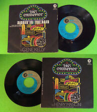 LP 45 7'' GENE KELLY That's entertainment Singin'in the rain 1975 no cd mc dvd