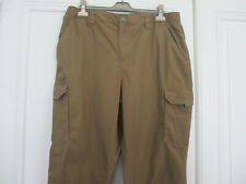 Columbia pantalon sportswear treillis kaki T L état neuf !