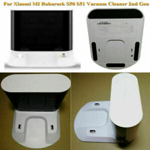 For Xiaomi MI Roborock S50 S51 Charging Dock Charger Base 2nd Gen Vacuum Cleaner