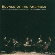 Manuel Barrueco : Sounds of the Americas CD (2014) ***NEW***