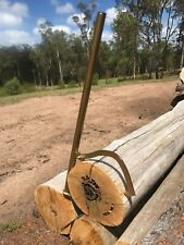 Peavey Hook Log Roller Cant Logging Timber Fire Wood Fence Post Aust Made 1.4m