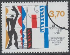 Specimen, France Sc2035 Architect Charles Edouard Jenneret (Le Corbusier)