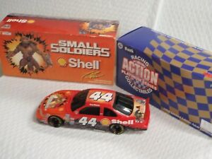 ACTION 1998 44 SHELL SMALL SOLDIERS BUSCH PONTIAC GRAND PRIX TONY STEWART 1;24