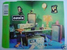 OASIS SHAKERMAKER UK MAXI CD