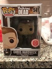 Chris Hardwick Limited Edition Pop! Vinyl - Dead Stock - Only 1000 Ever Made