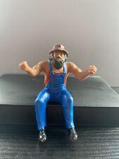 Vintage Hillbilly Jim LJN WWF WWE Thumb Wrestling Figure 1985 Rare