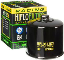 HIFLOFILTRO RACING OIL FILTER (BLACK) PART# HF153RC NEW