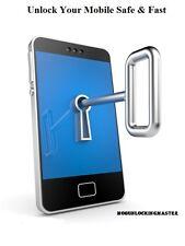 Unlock Code Unlocking O2 Alcatel PIXI 4 5 Inch 4G Mobile Phone Sim me Lock