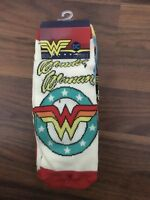 DC Comics Wonder Woman Classic Juniors 5 Pack Low Cut Ankle Socks,shoe size 4-10