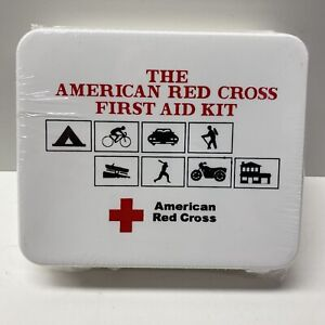 American Red Cross Personal Pak First Aid Kit, Camping Hiking, Small & Portable