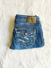 Suki surplus Jeans Tab Pocket