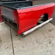 2020 RAM 2500 8' Red Pickup Box w/Spray Liner 2249164