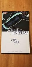 CIVIL WAR X-MEN UNIVERSE~ MARVEL TPB