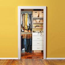 88cm Cabinet Porta Adesivi Murali Decalcomanie Guardaroba Casa Decorazione Idea Regalo migliori