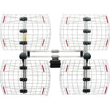 Antennas Direct DB4e Enhanced DB4 2 Bay 4 Bowtie Long-Range UHF Bowtie Antenna