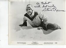 """Steve Reeves Signed Still/In""""THIEF OF BAGHDAD"""""""