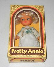 Bambola PRETTY ANNIE – NUOVA in box Rooted Hair Movable arms & Legs