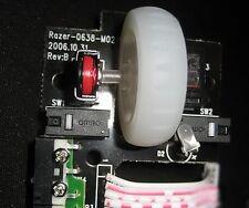 Original Razer DeathAdder 3500dpi 3.5G Mouse pulley/scroll Wheel/MOUSEWHEEL New