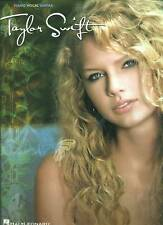 TAYLOR SWIFT PIANO/VOCAL/GUITAR MUSIC BOOK (HER FIRST BOOK) BRAND NEW !!!