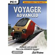 Viajero Avanzado-Add-on Para Railworks 3 (Pc Dvd) Nuevo Sellado