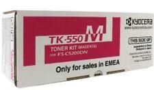 Original Kyocera Mita TK-550M Toner magenta für FS C5200DN OVP A