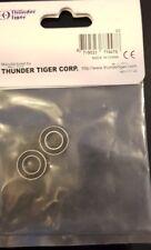 THUNDER TIGER R/C MODEL CAR PARTS PD1571 BALL BEARING (2) 8*16*5 NW Brand New