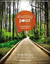 Starting Point : A Conversation about Faith by Andy Stanley (2015, Paperback,...