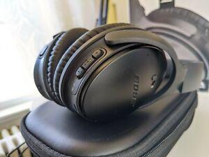 Bose QuietComfort 35 II Wireless Noise-Cancelling Headphones. Worn one week!