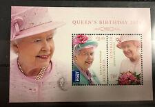 Australia 2014 Queen's Birthday Miniature Sheet. Mnh