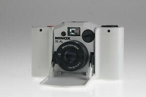 Minox 35 AL weiß mit Color Minar 4,0/35mm #6618783