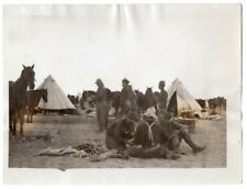 Wwi Australian Contingent Diverted From Europe to Egypt Original News Photo