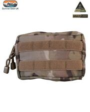 ARMY KOMBAT MOLLE UTILITY POUCH MULTICAM MILITARY AIRSOFT PAINTBALL